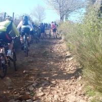 C.R. 50km du Roc Laissagais 2011 de Laissac en Aveyron et liens d'idée de sorties proches