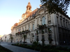 Tours mairie