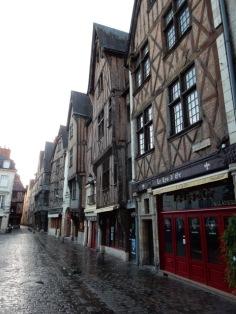 Tours , place Plumereau