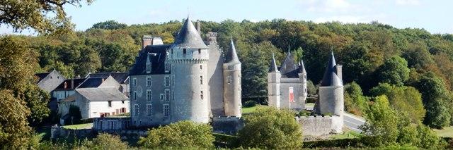 Une grosse sortie VTT touristique en Indre et Loire avec quelques bellesphotos.