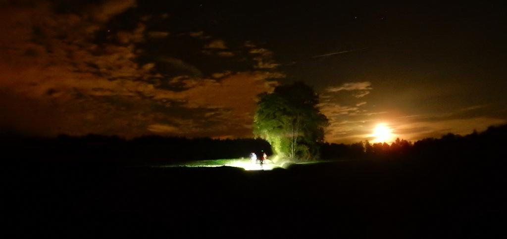 CR. 1er nocturne VTT de la Salamandre à Azay- le-rideau(37)