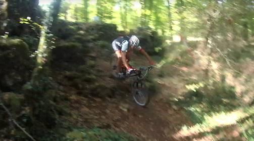 CR de la randonnée VTT verte pictaves du 09/ 09/ 2018 à Smarves(86)