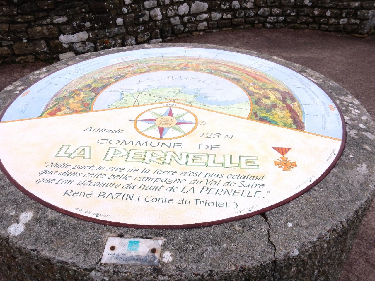 Une semaine pour découvrir le Cotentin : 3étp. une marche au départ de Barfleur de33km.