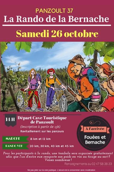 Rando VTT en Indre et Loire et idées dépt. proches pour octobre2019