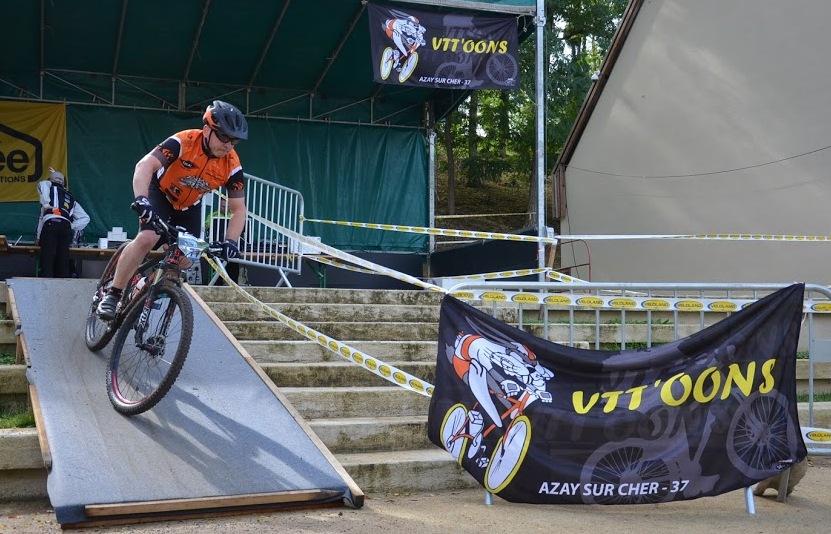 Notre course sur les 4H VTT'OONS 2019 d'Azay-sur-Cher (37)