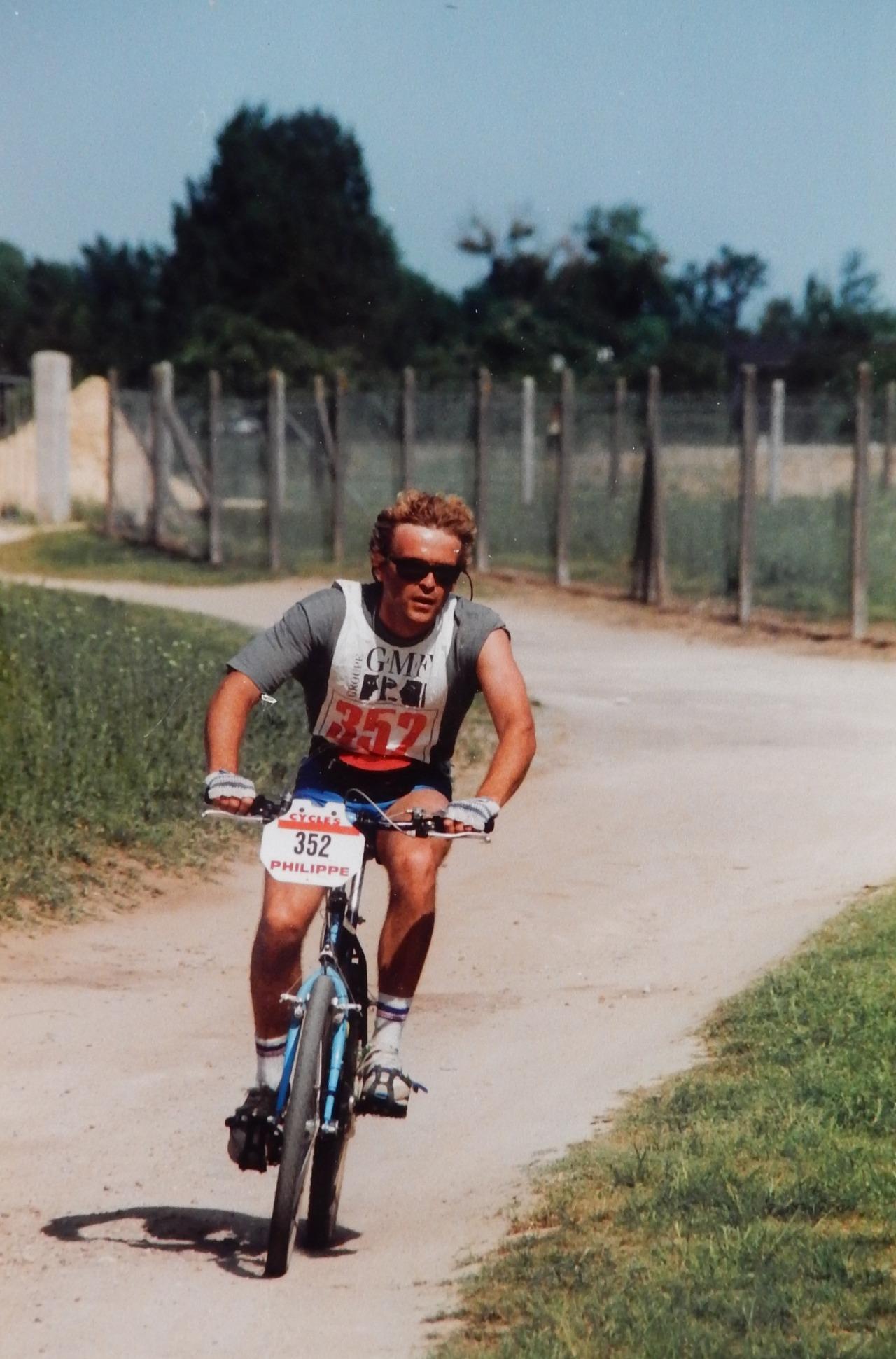 1988 – 2019, de mes début en VTT  jusqu'à aujourd'hui. 11 vélos et 7marques